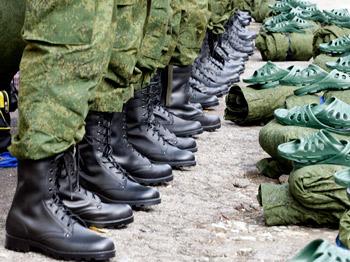 армейские сапоги