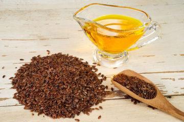 чай из семян льна