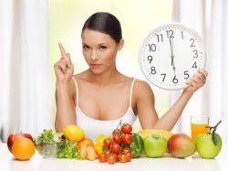 диета по времени