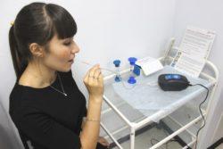 дыхательный тест
