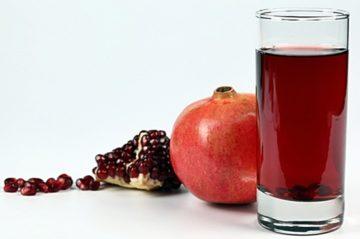 гранат и его сок