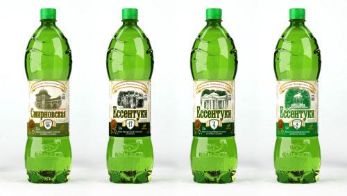 минеральная вода Ессентуки