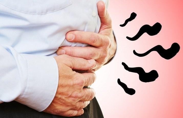 Газы в желудке: причины и лечение