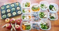 порционное питание