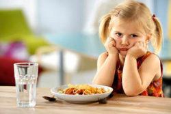 ребенок отказывается от еды