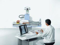 рентген человека