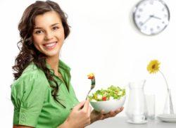 соблюдение времени диеты