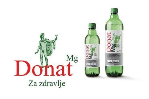 вода Донат
