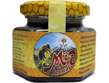 мед и мумие