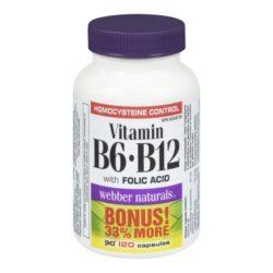 комплекс витаминов б6 и б12