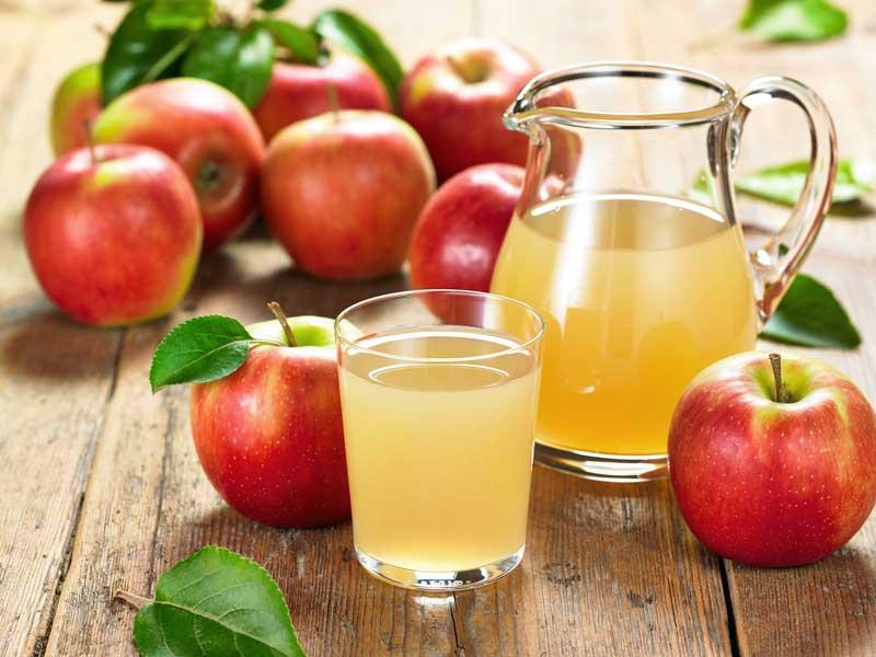 Как сделать кисель из яблок