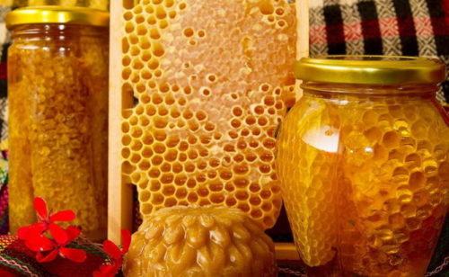 забрусный мёд